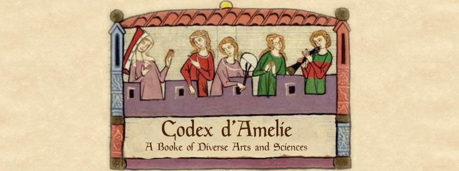 Codex d'Amelie